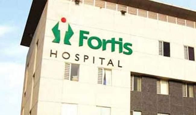 हरियाणा सरकार ने फोर्टिस की NABHHP मान्यता रद्द करने की सिफारिश की