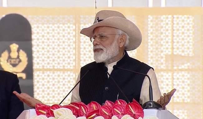 हम अनंत काल तक आतंकवाद से पीड़ित नहीं रह सकते: प्रधानमंत्री मोदी