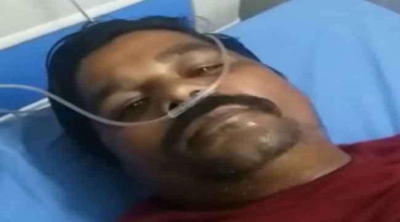 सरेशाम भाजपा नेता को गोली मारी,हमलावर गिरफ्तार