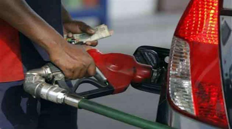डीजल की कीमतों में शुक्रवार को राहत मिली,पेट्रोल के दाम में भी बढ़ोतरी नहीं हुई