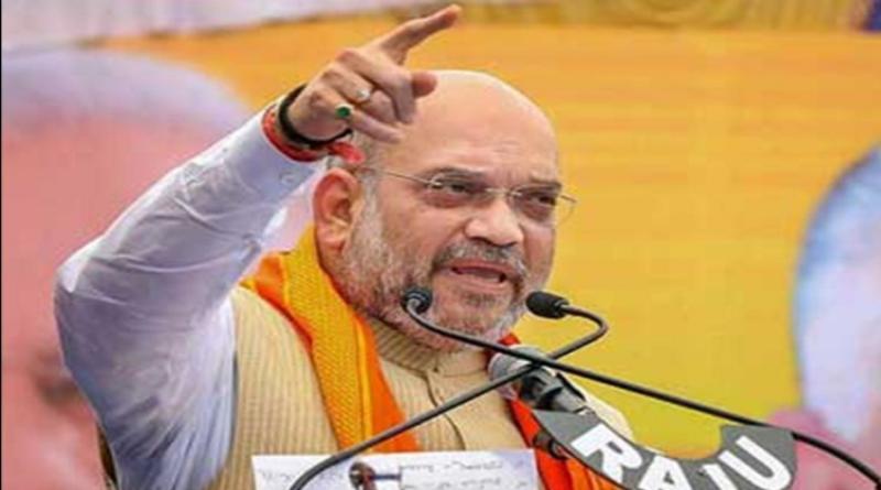 अमित शाह की राहुल को चुनौती-एलान करें सत्ता में वापसी के बाद कांग्रेस अनुच्छेद-370 को बहाल करेगी